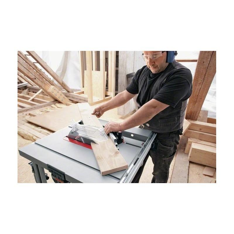 sierra de mesa bosch gts 10 j. Black Bedroom Furniture Sets. Home Design Ideas