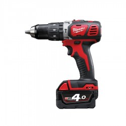 TALADRO PERCUTOR MILWAUKEE M18 BPD 4.0AH