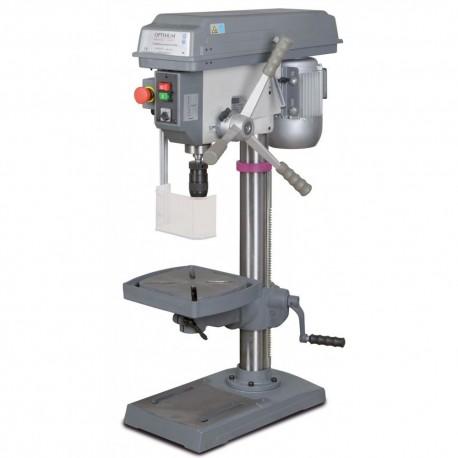 Taladro de columna optimum b23 pro - Taladradora de columna ...