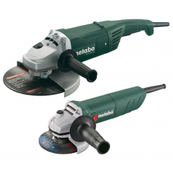 KIT AMOLADORAS METABO