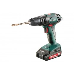 TALADRO PERCUTOR METABO SB 18 1,3AH(2BAT)