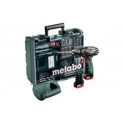 TALADRO PERCUTOR METABO POWERMAXX SB WORKSHOP