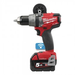 TALADRO PERCUTOR MILWAUKEE M18 ONE KEY