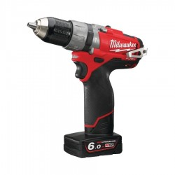 TALADRO PERCUTOR MILWAUKEE M12 CPD FUEL + REGALO