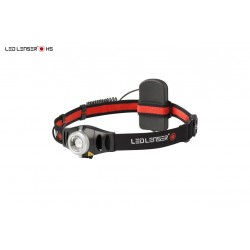 LINTERNA FRONTAL LED LENSER H5