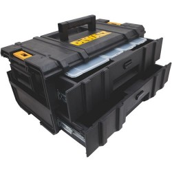 MALETÍN DOBLE DEWALT TOUGH SYSTEM DS250