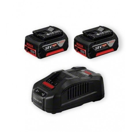 POWER SET BOSCH 18V 6.0AH