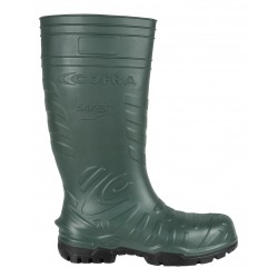 BOTA SEGURIDAD COFRA SAFEST GREEN S5