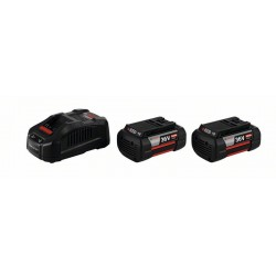 POWER SET BOSCH 36 - 4,0AH (2BAT + CARGADOR)