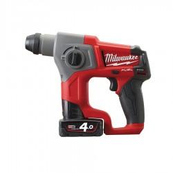 MARTILLO MILWAUKEE M12 CH 4,0AH(2BAT)