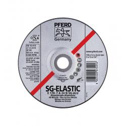 DISCO DESBASTE ALUMINIO PFERD SG-ELASTIC