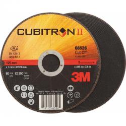 DISCO CORTE INOX 3M CUBITRON