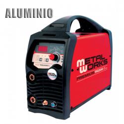 SOLDADURA METAL WORKS PREMIUM TIG200HF ALUMINIO