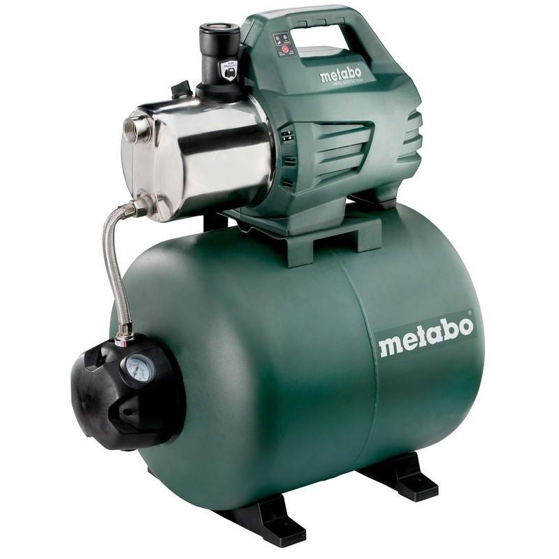 Bomba de agua dom stica metabo 6000 l h - Bomba de agua domestica ...
