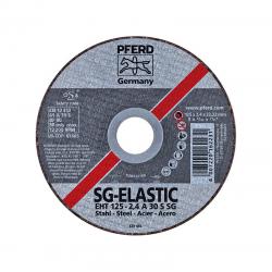 DISCO CORTE ACERO PFERD SG-ELASTIC