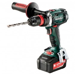 TALADRO METABO BS 18 LTX QUICK 5,2AH (3BAT)