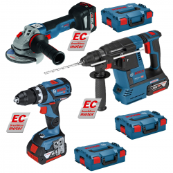 MONSTER PACK BRUSHLESS BOSCH 18V 5AH