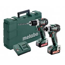PACK METABO POWERMAXX 12V BRUSHLESS